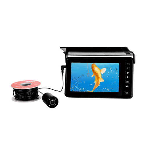 "Eye2Fish DY05A Underwater Fishing Camera with 5"" High Brightness Panel Video Photo Capture Cable Strength  40kgs Cable Length 15/25m"