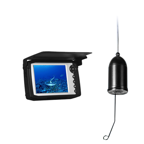 "Eye2Fish DY05B-WG Underwater Fishing Camera with 5"" High Brightness Panel Video Photo Capture WiFi GPS Cable Strength 40kgs Cable Length 25/50m"