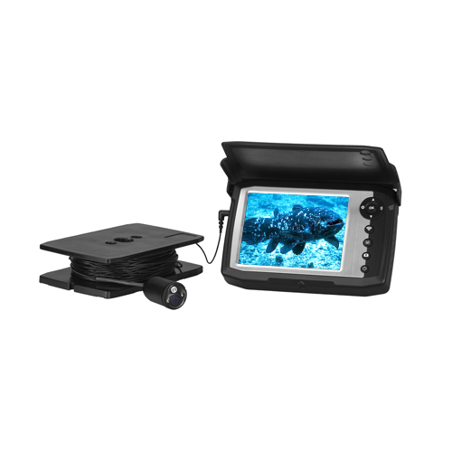 "Eye2Fish DY05B-WGD Underwater Fishing Camera with 5"" High Brightness Panel  WiFi GPS Depth Temperature Video/Photo capture Cable Length 25/50m"